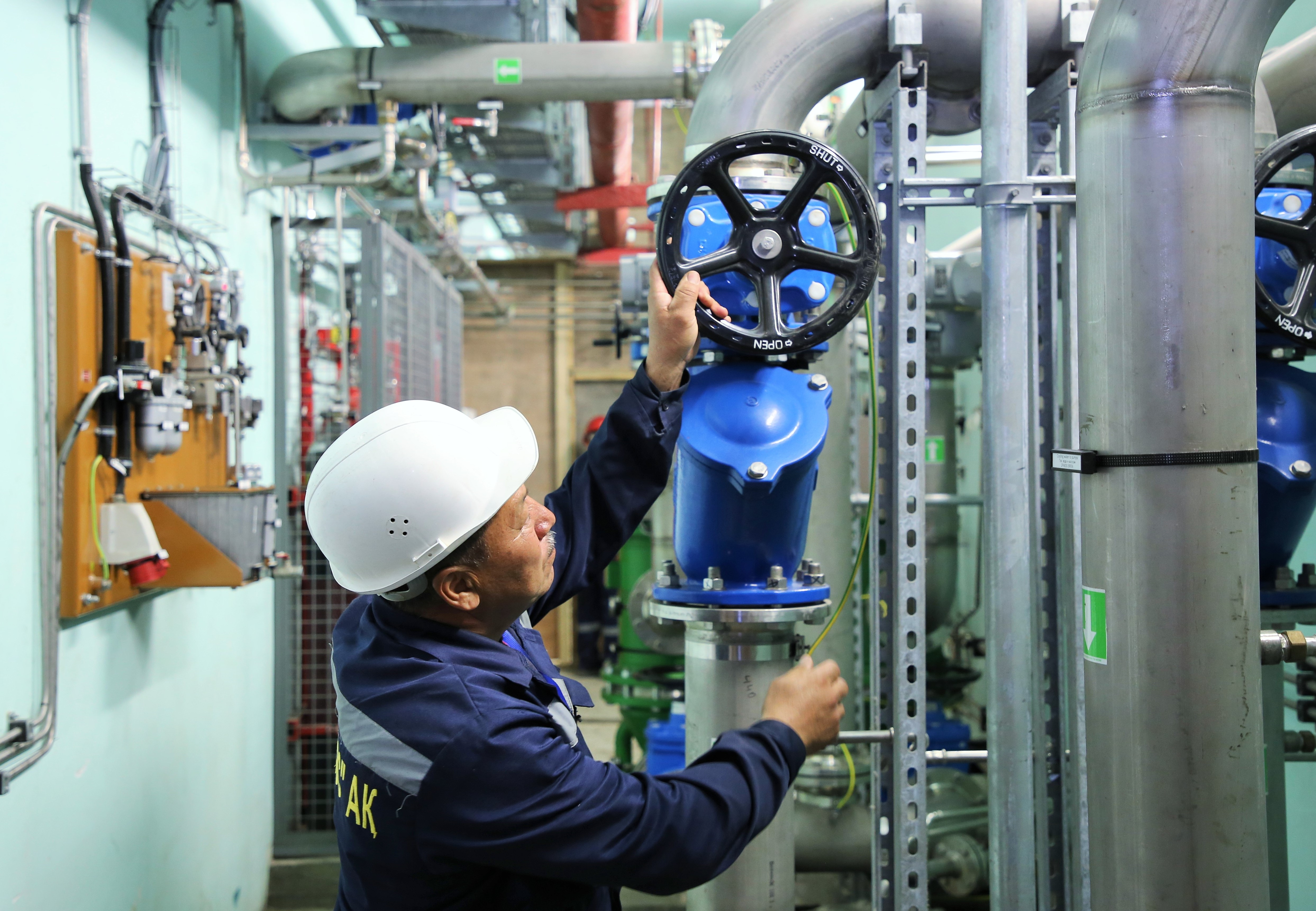 The introduction of the new integrated safety management model continues at power plants