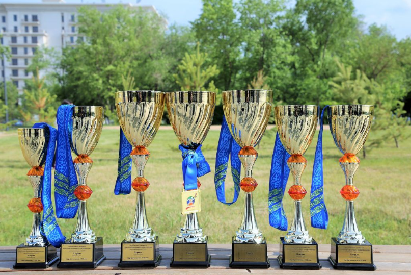 Samruk-Energo national team became the best at the Republican inter-industry sports Contest of workers